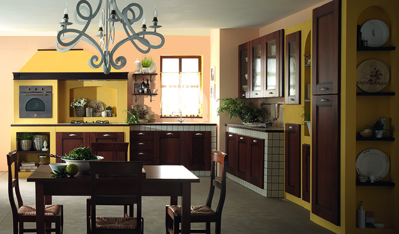 herzlich willkommen in italien la bella cucina. Black Bedroom Furniture Sets. Home Design Ideas
